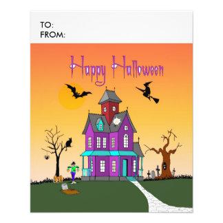 Halloween Neighborhood Flyers                ...