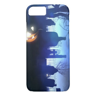 Halloween Night Cemetery Case-Mate iPhone Case