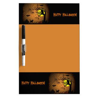 Halloween Night , Happy Halloween! Dry-Erase Board
