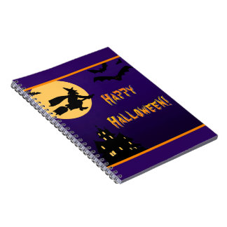 Halloween Night Notebooks
