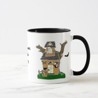 Halloween Nosh Geocaching Event Mug