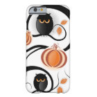 Halloween Owls Barely There iPhone 6 Case