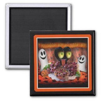 Halloween Party Centerpiece. Magnet