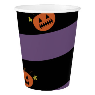 Halloween Party Cup Paper Cup