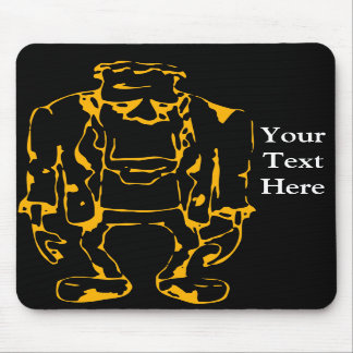 Halloween Party Gift Ideas featuring: Frankenstein Mouse Pad