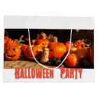 Halloween Party Ideas Large Gift Bag