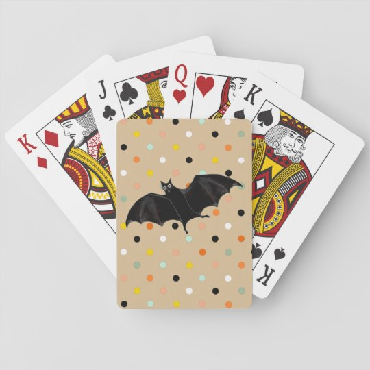 Halloween Party Playing Cards