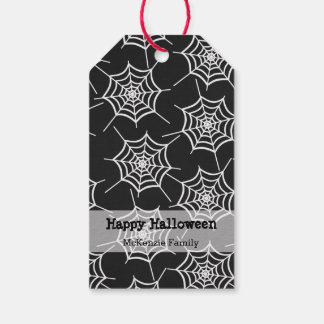 Halloween party sets pack of gift tags