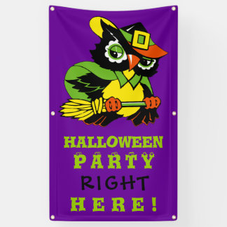 Halloween Party Yard Signs | Large Banners
