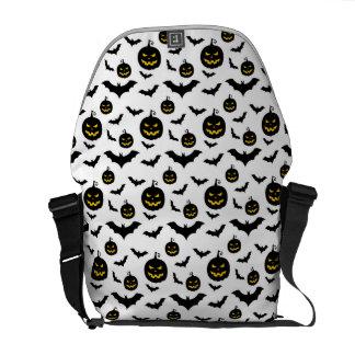 Halloween Pattern Courier Bag