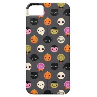 Halloween Polka Dots Pattern iPhone 5 Case