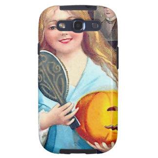 Halloween Postcard - Ellen Clapsaddle Samsung Galaxy S3 Case