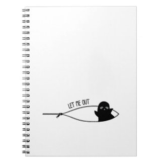 Halloween Pregnancy Pregnant Gift  Little Ghost Notebooks