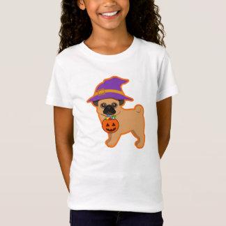 Halloween Pug T-Shirt