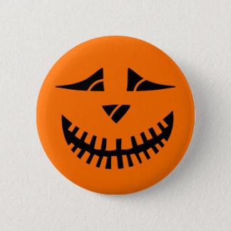 Halloween Pumpkin 2 Inch Round Button