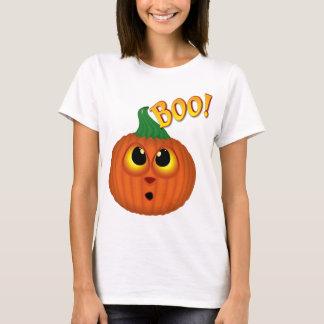 Halloween Pumpkin Boo T-Shirt