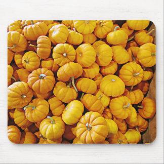 Halloween Pumpkin Display Mouse Pad