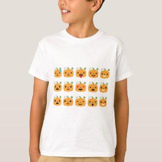 halloween pumpkin emojis T-Shirt