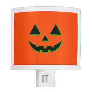 Halloween Pumpkin Face Nite Lites