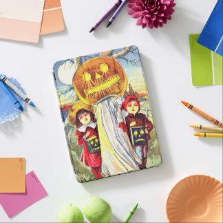 Halloween Pumpkin Ghost iPad Air Cover