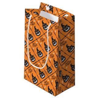 Halloween Pumpkin Gift Bag
