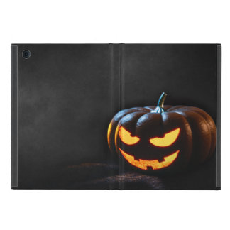 Halloween Pumpkin Jack-O-Lantern Spooky iPad Mini Cover