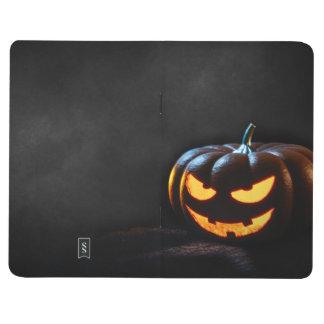 Halloween Pumpkin Jack-O-Lantern Spooky Journal