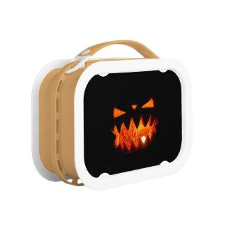 Halloween Pumpkin Lunch Box