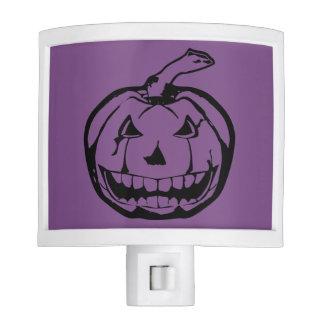 Halloween Pumpkin Night Light