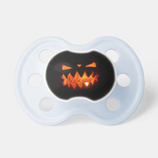 Halloween Pumpkin Pacifier