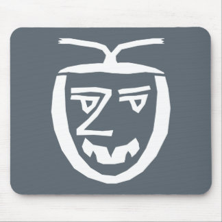Halloween Pumpkin Puzzle Mousepad