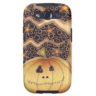 Halloween Pumpkin Samsung Galaxy SIII Covers