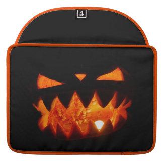 Halloween Pumpkin Sleeve For MacBooks