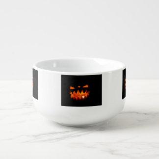 Halloween Pumpkin Soup Mug