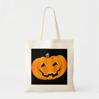 Halloween Pumpkin trick or treat Bag