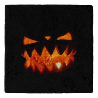 Halloween Pumpkin Trivet