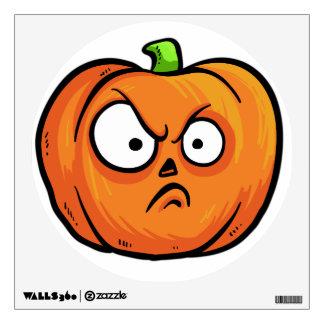 Halloween Pumpkin wall decal 9