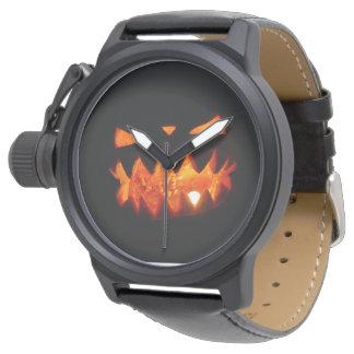 Halloween Pumpkin Watch