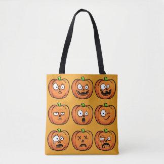 Halloween Pumpkins bags