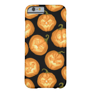 Halloween pumpkins barely there iPhone 6 case