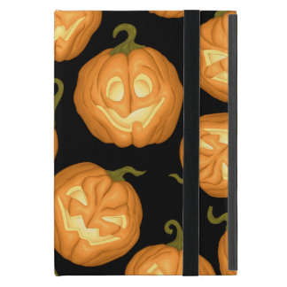 Halloween pumpkins iPad mini cover