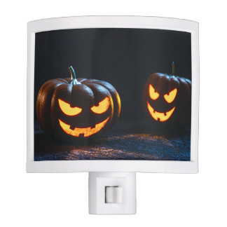 Halloween Pumpkins Night Light