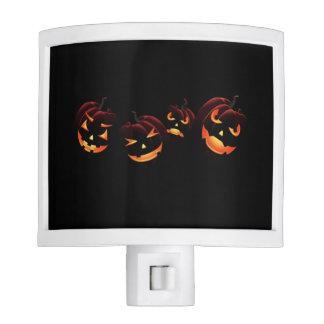 Halloween Pumpkins Night Light