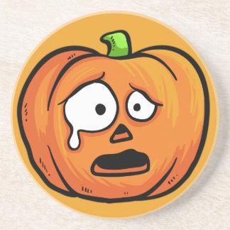 Halloween Pumpkins sandstone coaster 5