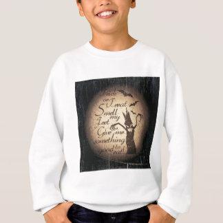 halloween quote sweatshirt