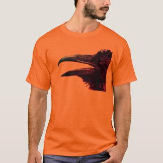 halloween raven gothic tshirt