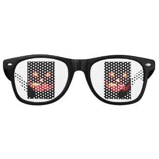 Halloween Retro Sunglasses