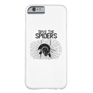 Halloween Save Spiders Web Costume Barely There iPhone 6 Case