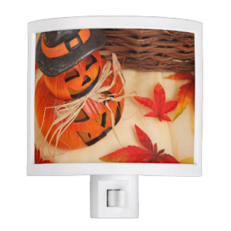 Halloween scarecrow nite lite