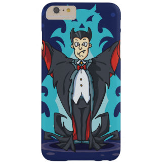 Halloween Scary but Funny Vampire Barely There iPhone 6 Plus Case